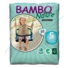 BAMBO Nature Pants Junior navl.plen.k.tr