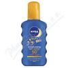 NIVEA SUN dět.bar.spr.opa.F50 200ml85667