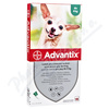 Advantix-psy s.o.do 4kg a.u.v.4x0.4ml