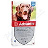 Advantix-psy s.o.nad 25kg a.u.v.4x4ml